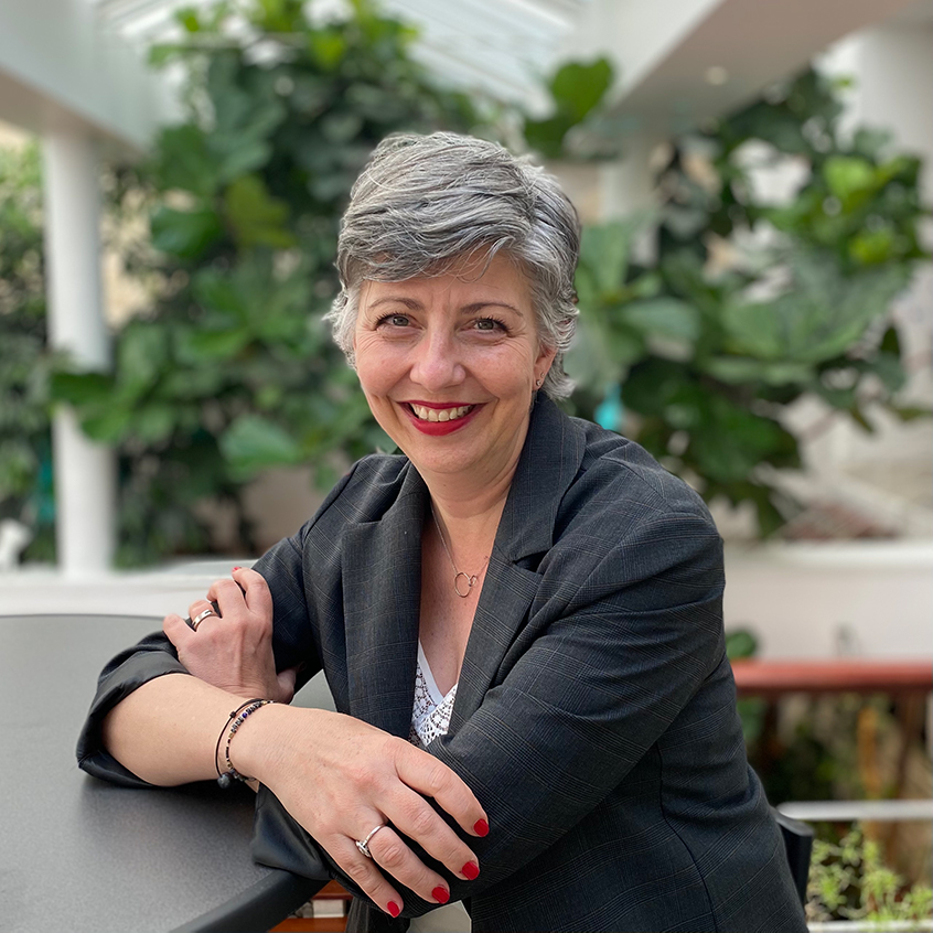 Portrait de Jill Cairns